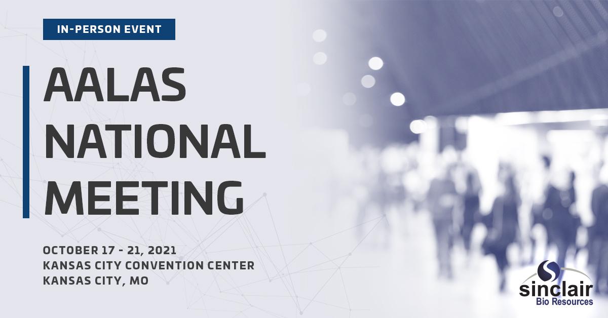AALAS 72nd Annual Meeting